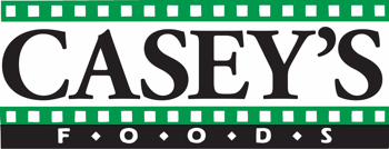A theme logo of Casey's Foods